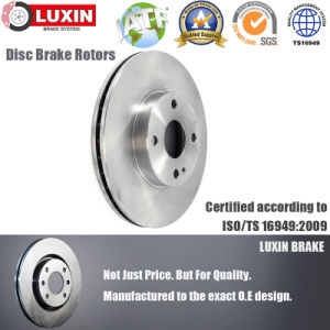 Japanese Motor Parts Disc Brake Rotor pictures & photos