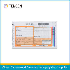 Self-Adhesive Shipping Air Waybill with Multi Colors Printing pictures & photos