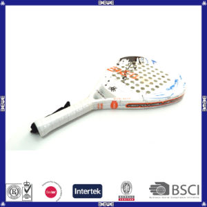 Popular Indoor Sports Carbon Paddle Racket pictures & photos