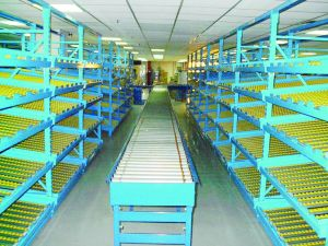 Conveyor Roller Racking & Carton Flow Racking pictures & photos
