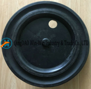 12inch Solid Rubber Wheel for Dustbin pictures & photos