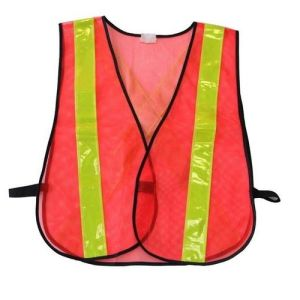 High Visibility 100% Polyester Mesh Vest/Safety Vest pictures & photos