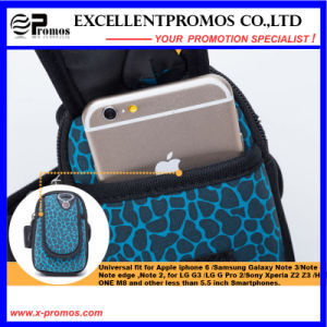 Promotional Outdoor Running Sports Neoprene Arm Phone Bag (EP-NB1619) pictures & photos