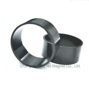 Epoxy Coating Big Ring Neodymium NdFeB Permanent Motor Magnet pictures & photos