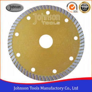 125mm Diamond Turbo Tile Saw Blades porcelain Tile Cutter pictures & photos