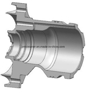 Die Casting Mould for Mechanical and Electrical (Bearing Carrier Propeller) pictures & photos