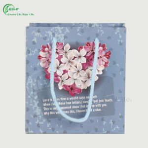 Beautiful Design Paper Packing Bags (KG-PB040) pictures & photos