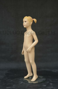 Realistic Children Mannequin for Store Dress pictures & photos