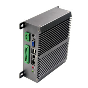 3.5inch Fanless Industrial PC with Core I5-5200u and 4GB RAM pictures & photos