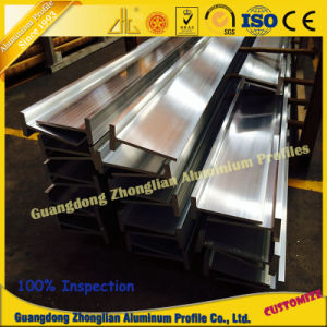 ISO 9001 T Bar T Slot Industrial Aluminum Profile For Building pictures & photos
