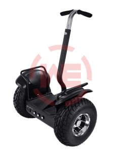 Motor Scooter with Handle pictures & photos