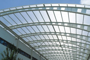 Twin-Wall Polycarbonate Sheets 10 Years Quality Guarantee Polycarbonate Roofing pictures & photos
