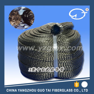 China Manufactory Supply Basalt Braided Sleeve pictures & photos