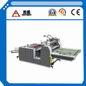 Fmy-D920 Semi-Automatic PVC Card Laminating Machine pictures & photos