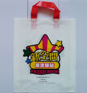 HDPE/LDPE Merchandise Retails Plastic Bag with Own Logo pictures & photos