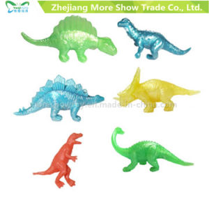 Wholesale Novelty TPR Dinasour Sticky Toys Kids Party Favors pictures & photos