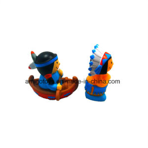 2 PCS Indians Plastic Toy Baby Gifts Wholesale pictures & photos