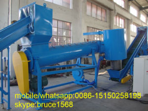 Waste Pet Bottle Crushing Washing Recycling Machine pictures & photos