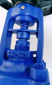 Ce Casting Wcb Bellows Sealing Globe Valve pictures & photos