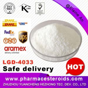 High Quality Non-steroidal Oral SARM Powder LGD-4033(Ligandrol) for Bodybuilding pictures & photos