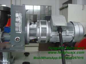 Hot Sale Plastic Extruder with Twin Screw for PVC Pipe and Profile pictures & photos