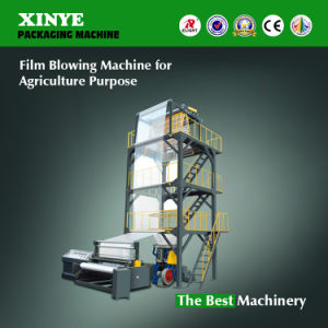 Hot Sell Green House Film Blowing Machine pictures & photos