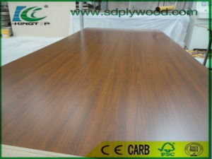 18mm MDF Laminated Wood Grain Melamine Paper for Furniture pictures & photos