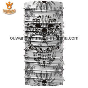 Customized Multifunctional Bike Face Mask Magic Polyester Bandana pictures & photos