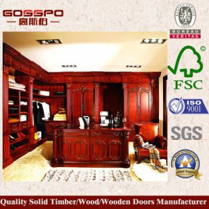 Modern Design Bedroom Wardrobe with Cheap Price (GSP9-011) pictures & photos
