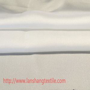 Woven Dyed Garment Chemical Polyester Fabric for Woman Dress Curtain pictures & photos