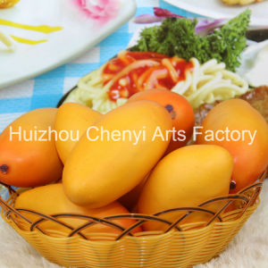 Color Is Very Nice Mango Artificial Fruit pictures & photos