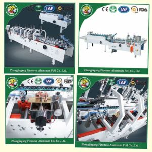 High Speed Paper Gluing Machine Fdf-800A pictures & photos