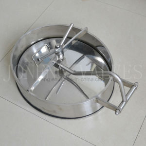 Stainless Steel Sanitary Tank Manways pictures & photos