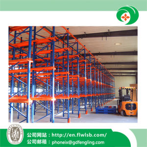 Corridor Steel Pallet Rack for Warehouse with Ce (FL-520) pictures & photos