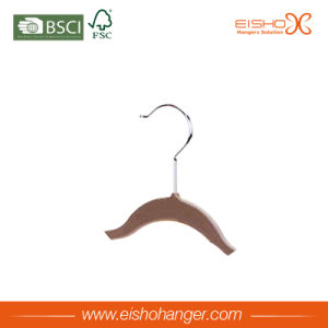 Top Rubber Coating Plastic Clothes Hanger (pH4206) pictures & photos