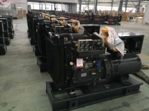 Low Noisy 20kw Diesel Generator pictures & photos