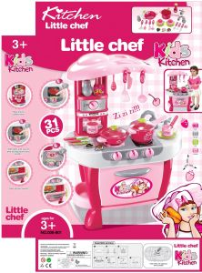 Kids Little Chef Kitchen Toys pictures & photos
