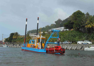 Small Sand Suction Dredger for Sale pictures & photos