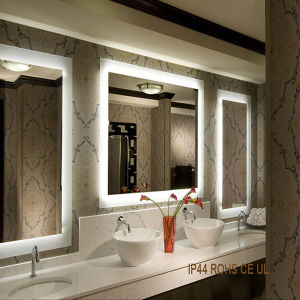 Lighted Bath Wall Mirrors for Hotels and Hospitality Bathrooms Vanity pictures & photos