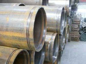 Hot Dipped Galvanized Steel Pipe (Double Groove End) pictures & photos