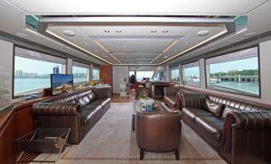 95ft Fribridge Luxury Motor Yacht pictures & photos