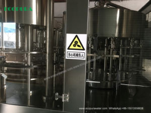 5L Bottled Water Filling Machine / 3-in-1 Monobloc Bottling Machine pictures & photos