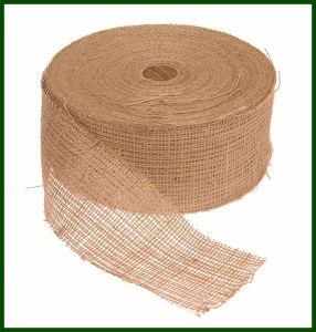 100% Jute Fiber Burlap Fabric Roll pictures & photos
