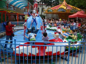 Ultraman War-Kiddie Amusement Equipment pictures & photos