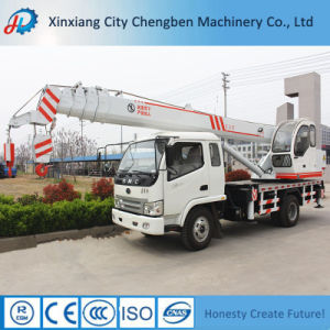 Hot China Mini 6 Ton Hydraulic Crane Truck for Sale pictures & photos