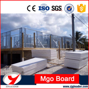 CE Certificate MGO Board Manufacturer Fireproofing pictures & photos