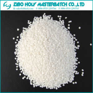 High Brightness Baso4 Filler Masterbatch for PE Film Blowing