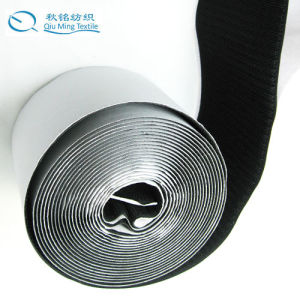 Tesida Strong Sticky Black Self Adesive Hook and Loop Touch Fasteners Tape pictures & photos