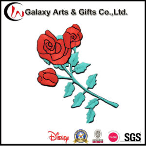 Floral Embroidery Patch for Clothing Decoration pictures & photos