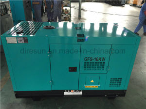 Silent Type Diesel Generator Emergency Power Back for Car/Home/Building/Construction Site pictures & photos